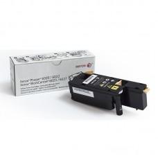 Желтый тонер картридж для Xerox Phaser 6020/6022/ WorkCentre 6025/6027