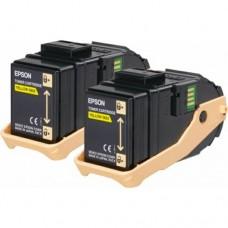 Картридж AL-C9300 Double Pack Toner Yellow 6.5kx2 050606