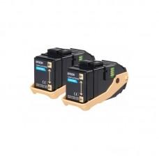 Картридж AL-C9300 Double Pack Toner Cyan 6.5kx2 050608