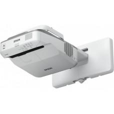 Ультракороткофокусный интерактивный проектор Epson EB-675Wi