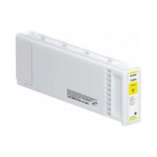 Картридж SC-T3000/T5000/T7000 - UltraChrome XD Yellow 350ml T6934