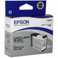 Картридж 3800 light light black 80ml T5809