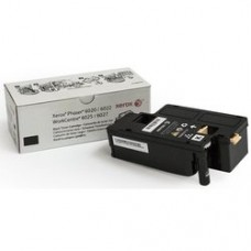 Черный тонер картридж для Xerox Phaser 6000/6010/WorkCentre 6015